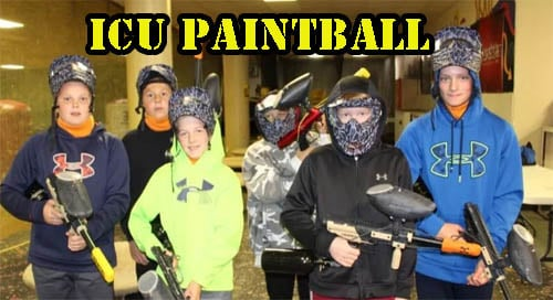 Indoor Paintball Des Moines